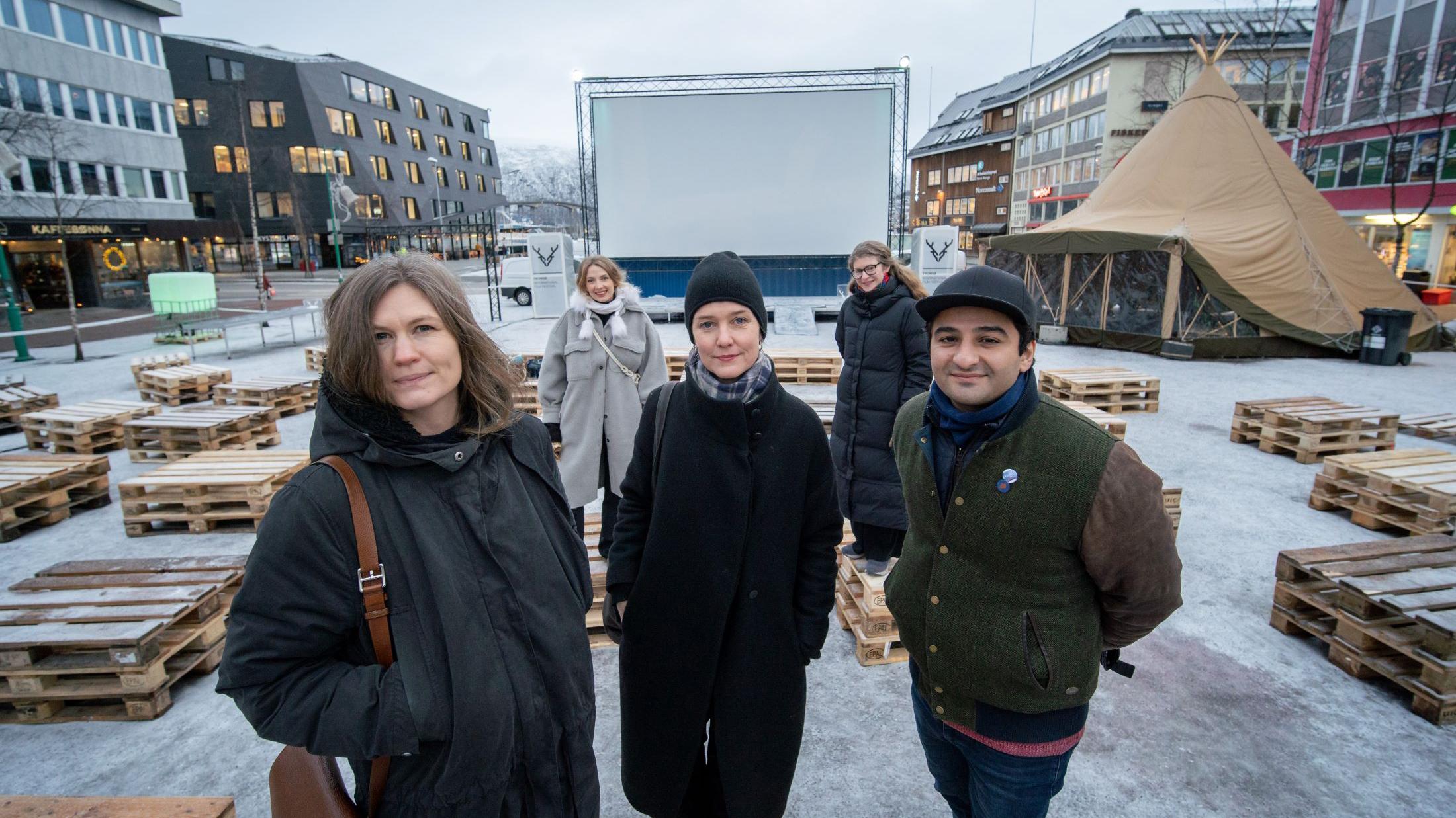 NINJABABY i Tromsø