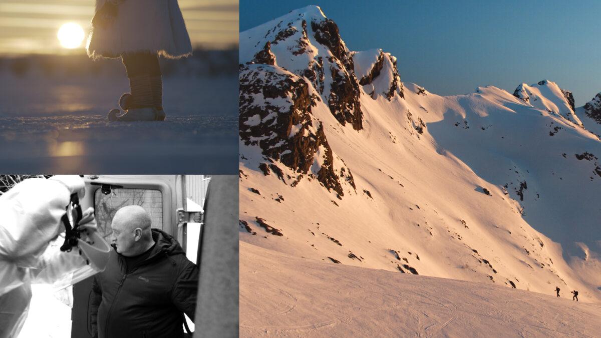 Stillbilder fra Film fra Nord: Lockdown